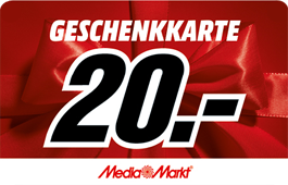 20€ Mediamarkt