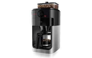 PHILIPS Kaffeemaschine Grind & Brew