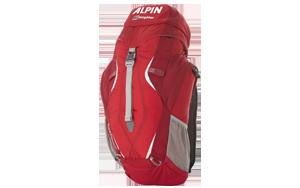 Der Freeflow-Rucksack von Berghaus eignet sich hervorragend für Tagestouren. Höhenverstellbarer Deckel, 25 + 5 Liter Volumen, Gewicht: 1420 g.