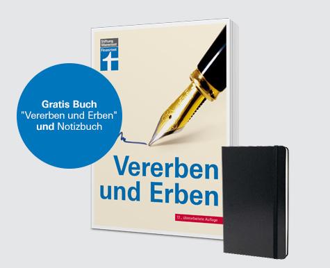 Finanztest Buch Erben-und-Vererben
