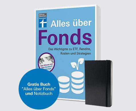 Finanztest Buch Fonds