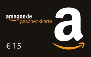 15€ Amazon Gutschein SPIEGEL