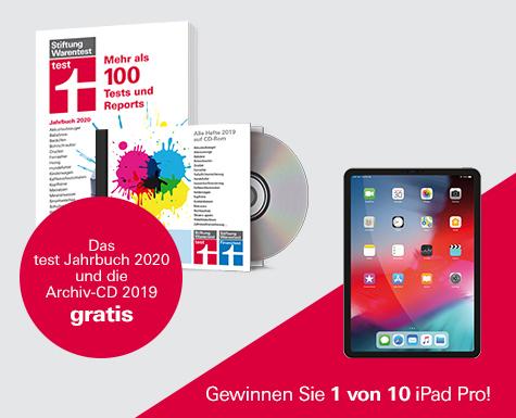 test Jahrbuch 2020 und Archiv-CD 2019