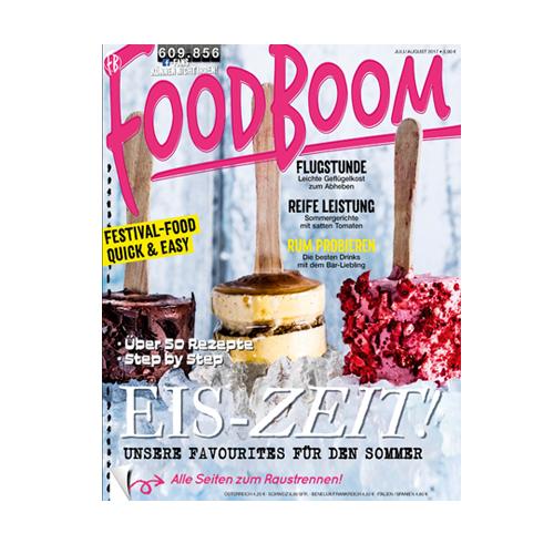 FOODBOOM gratis