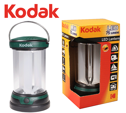 Kodak LED-Outdoorlampe