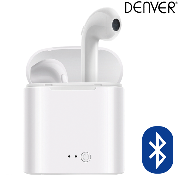 Denver Bluetooth Earbuds<br>(1 € Zuzahlung)