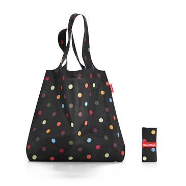 reisenthel Mini-Maxi-Shopper ruby dots