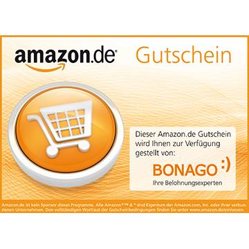 Amazon.de Gutschein 20 €